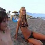 Kids comments on their life in Southern Spain