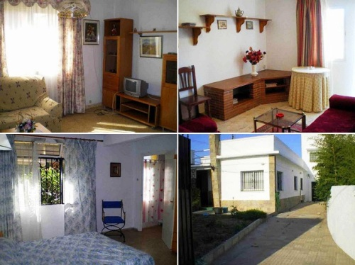 Renting places near Gibraltar