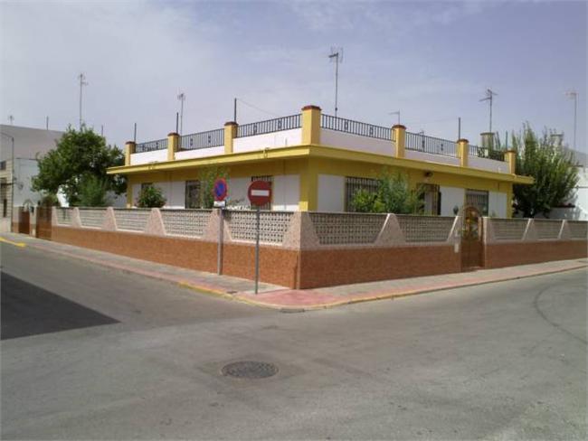 House in the center of Seville