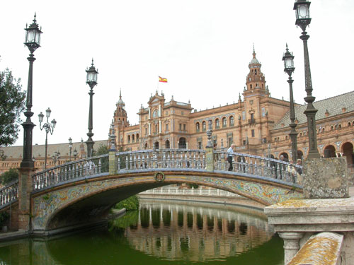 History of Seville