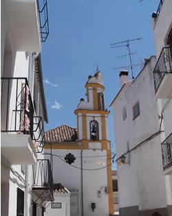 Pujerra. Serranía de Ronda. Málaga