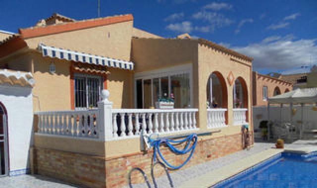 Residential life in Camposol – Mazarrón